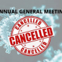 IMPORTANT NOTICE – Annual General Meeting 7th May 2020 Cancelled